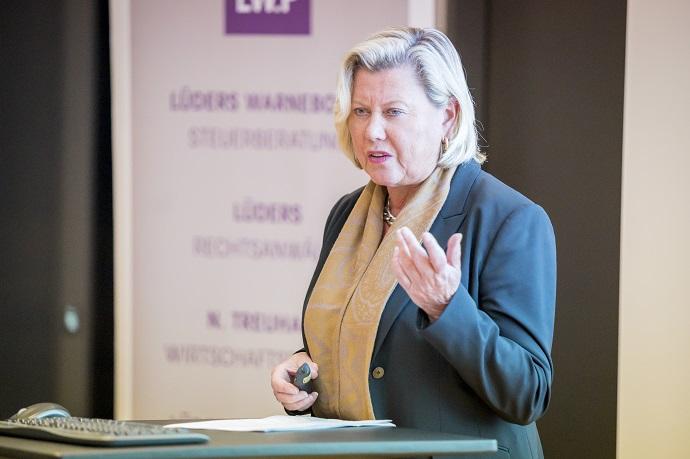 Barbara Thiel - Datenschutzbeauftragte des Landes Niedersachsen