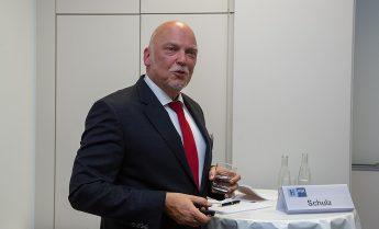 Steuerberater Frank-Oliver Schulz beim IHK-Gründungstag 2019