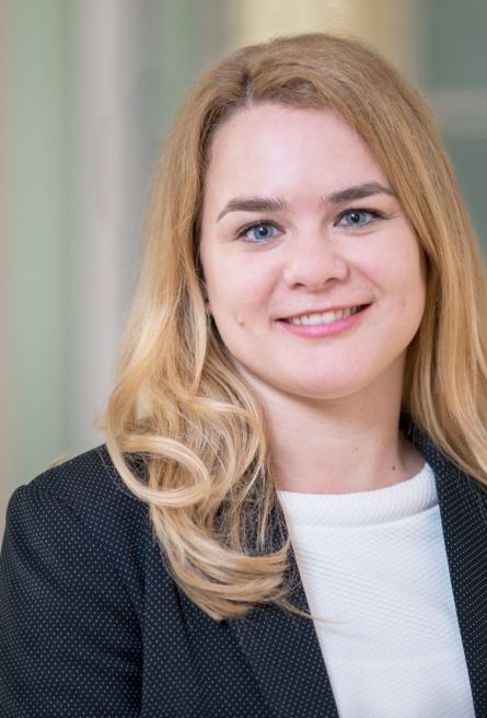 Julia Mackenstein - Steuerberaterin