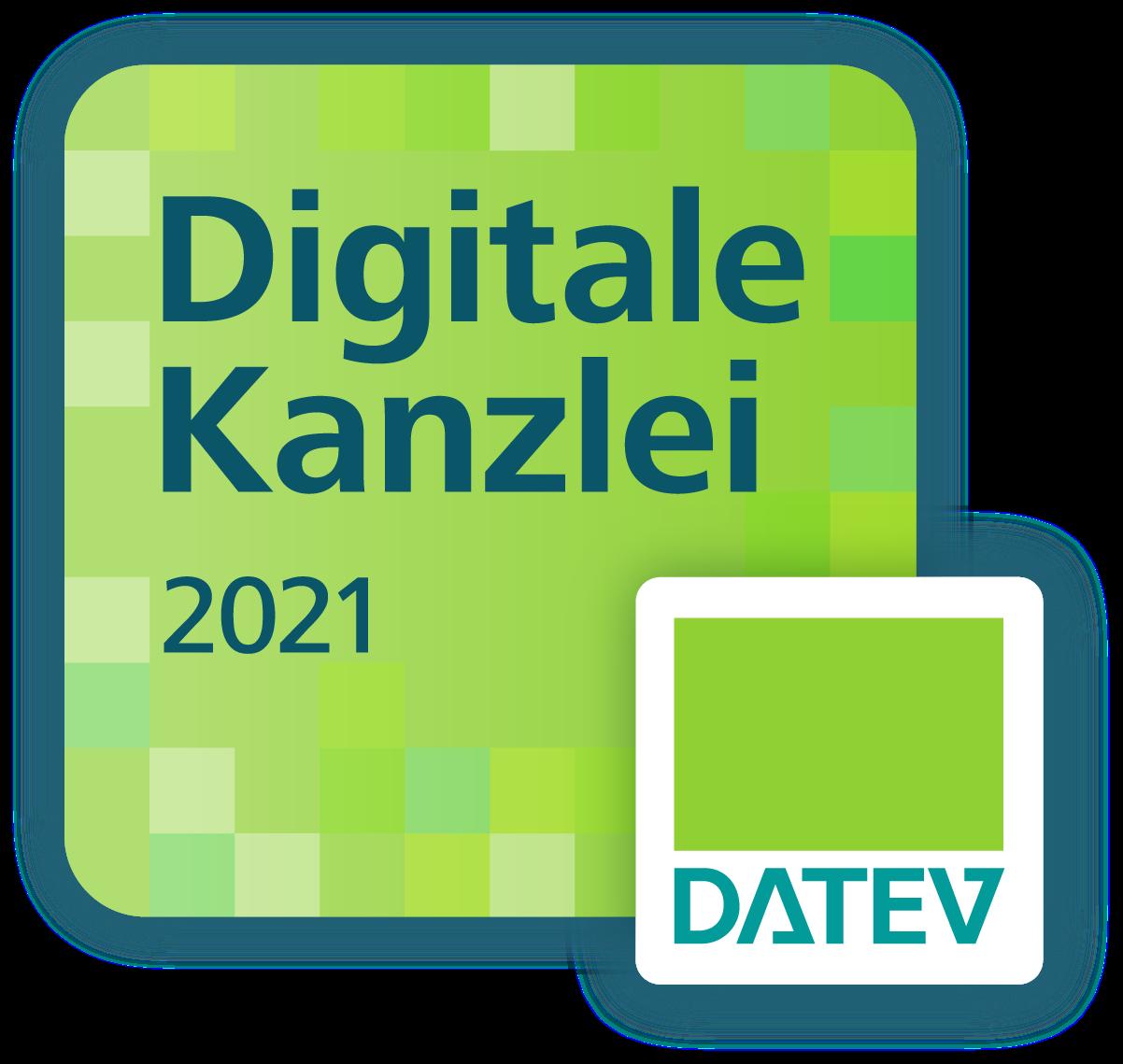LW.P wurde mit dem DATEV Digitale Kanzlei 2021 ausgezeichnet
