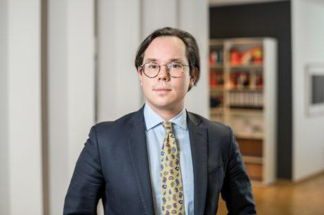 Tim Cordes - Projektleiter Unternehmensberatung