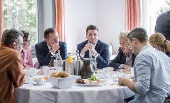 Unternehmerfrühstück Health Care 2019 in Lehrte