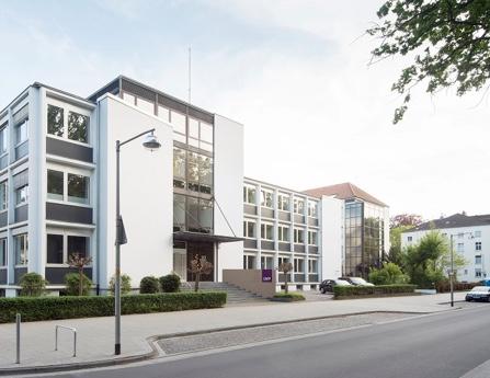 LW.P Lüders Warneboldt - Gebäude Hannover